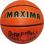 Баскетболна топка Maxima Street с дълбок релеф, размер 7