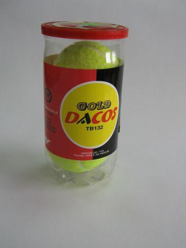 Топки за тенис на корт Dacos Gold