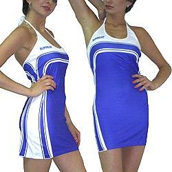 Дамска спортна рокля Blue