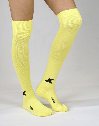 Футболни чорапи лукс, жълто
