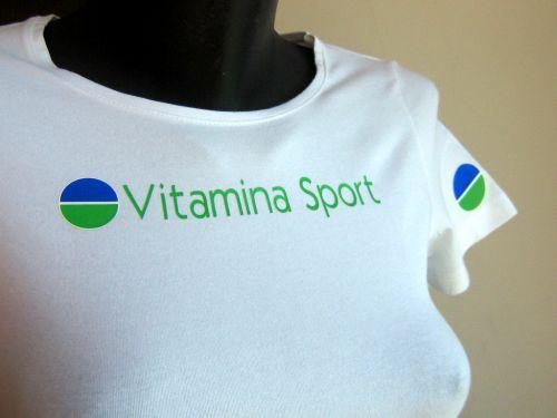 Дамска тренировъчна фланелка Vitamina Sport