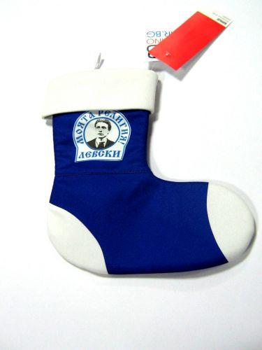 """Чорапче """"Дядо Коледа"""", Левски"""