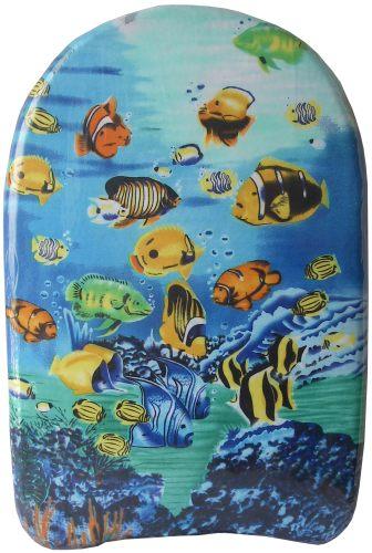 Дъска за плуване с принт, 44 см