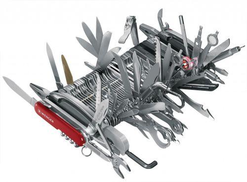 Швейцарско ножче Wenger Giant knife