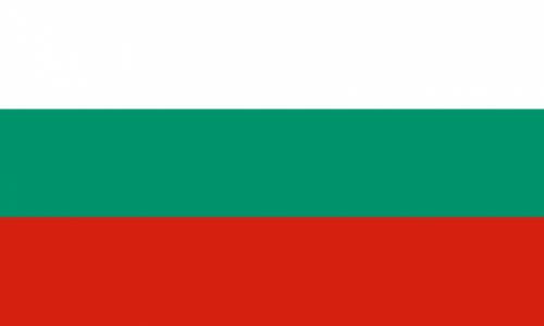 Знаме България 34/24 см