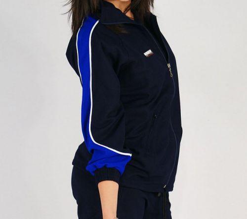 Спортен комплект Нотингам, унисекс, мастилено синьо