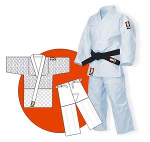 Детско кимоно за айкидо, майсторско