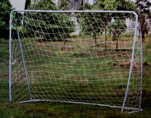 Врата за мини-футбол 231х150 см