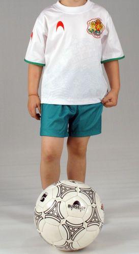 Детски комплект България, блуза и гащета