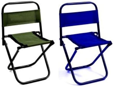 Сгъваем стол с облегалка, малък
