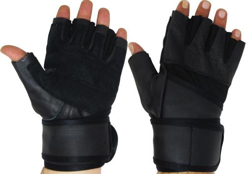 Спортни ръкавици с коланче