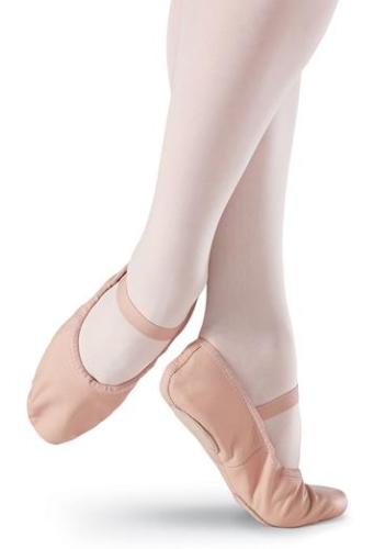 Tанцови обувки Rose, кожени