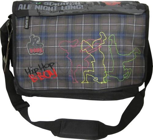 Спортна чанта през рамо Hip-Hop