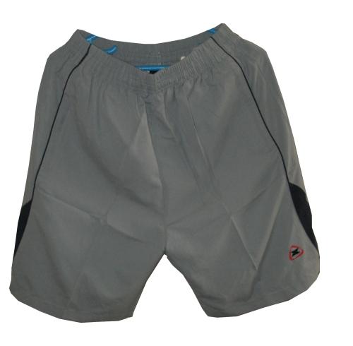 Спортни шорти с джобове, сиво