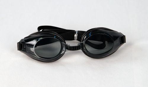 Очила за плуване Balance, черни