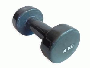 Гирa 4 кг Винил