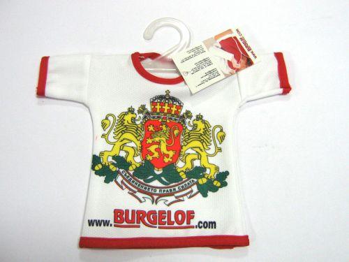 Сувенирна фланелка България
