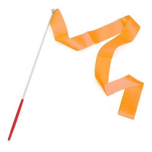 Лента за художествена гимнастика, оранж
