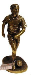 Наградна фигура Футболист, 27 см