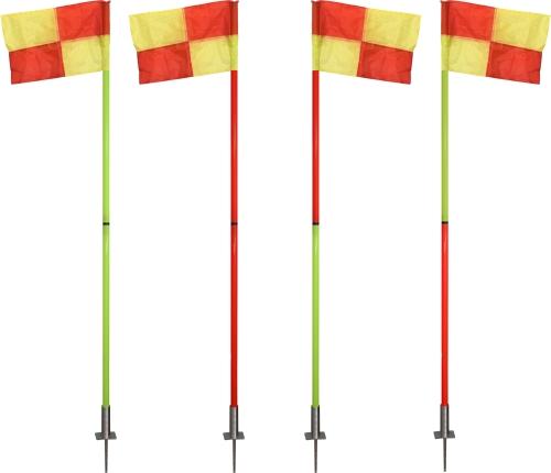 Колче с флагче за корнер