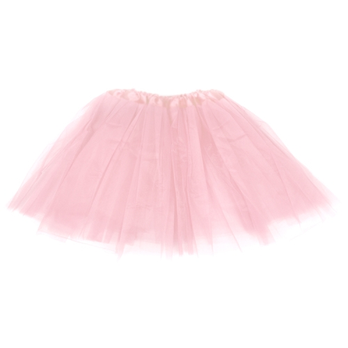 Детска балетна пола с тюл
