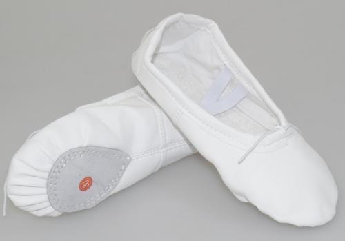 Балетни туфли, бели