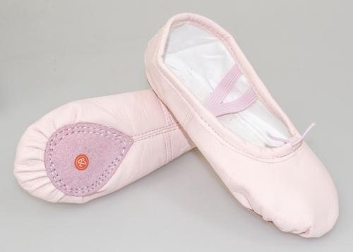 Балетни туфли, розови