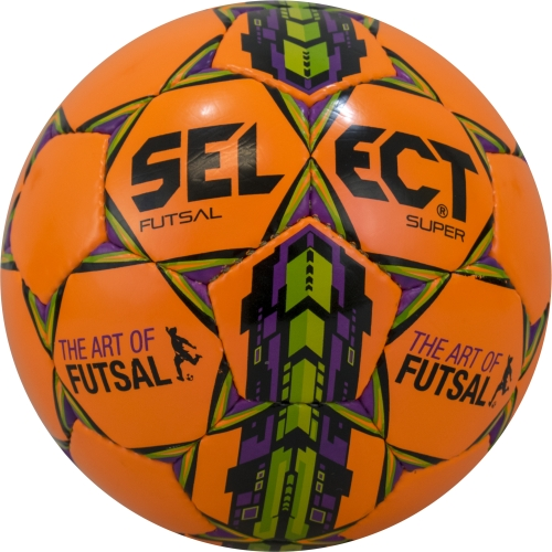 Футболна топка Select Futsal Super, нoв дизайн