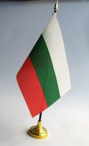 Настолно флагче България
