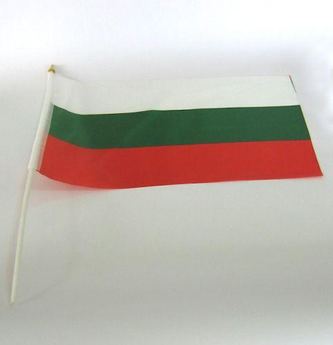 Флаг с дръжка, малък