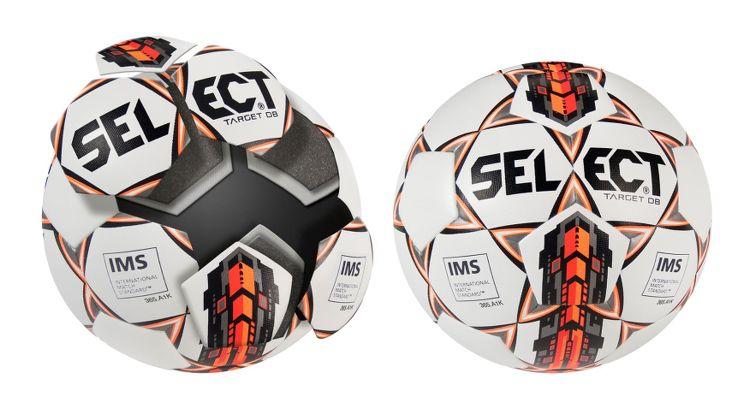 b7ef6678d Футболна топка Select Target DB