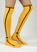Футболни чорапи лукс, оранж