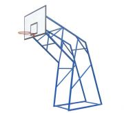 Стойка за баскетбол, решетъчна конструкция