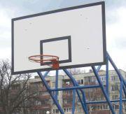 Табло за баскетбол, технически шперплат, 180 / 105 см