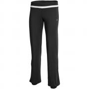 Дамски спортен панталон, с бял кант