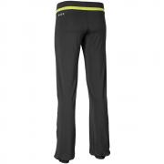 Дамски спортен панталон, с жълт кант