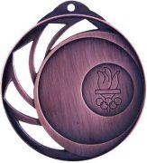 НЕ Медал Олимп голям, с трикольор