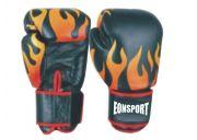 Боксови професионални ръкавици Fire, 12 oz