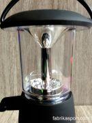 Фенер с три вида зареждане
