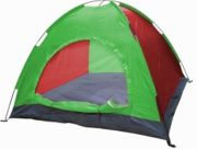 Палатка 3 + 1 места, еднослойна