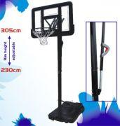 Баскетболен кош Maxi, преносим