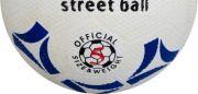 Топка за футбол Street, с голф покритие