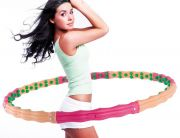 Масажен обръч Hula Hoop, 2.1 кг