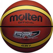 Топка за баскетбол Molten BGRX7D-TI