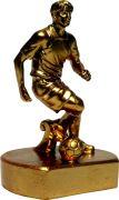 Трофейна фигура Футболист, 12 см