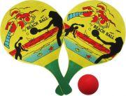 Комплект за тенис на плажа