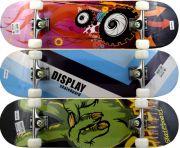 Скейтборд Display 79 см/100 кг от клен
