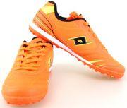 Футболни обувки стоножки Оранж