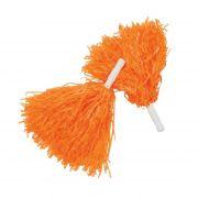 Мажоретни помпони Оранж, 200 г