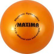 Топка за художествена гимнастика Оранжева, детска